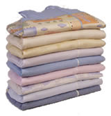 Babyinabag baby sleep sacks for infants and toddlers stacked